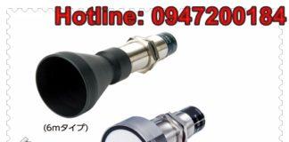 Ultrasonic displacement sensor_USA series.